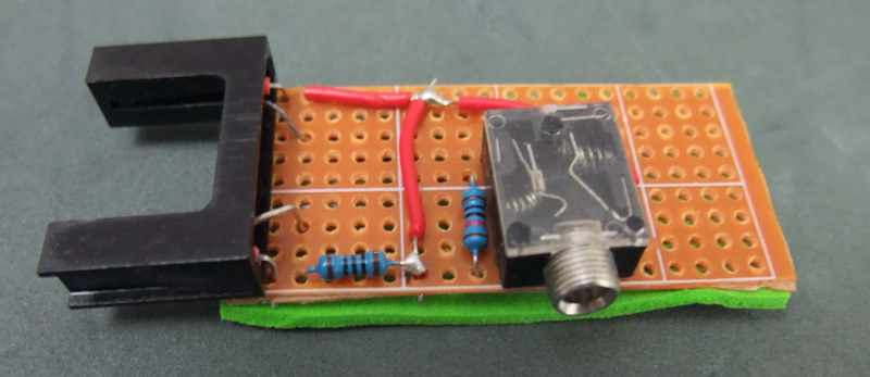 Water drop detector - optoisolator Module