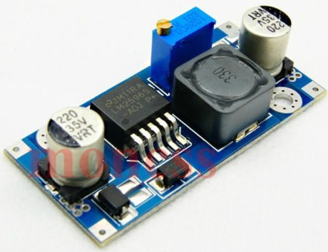 LM2596S Power Module - ebay