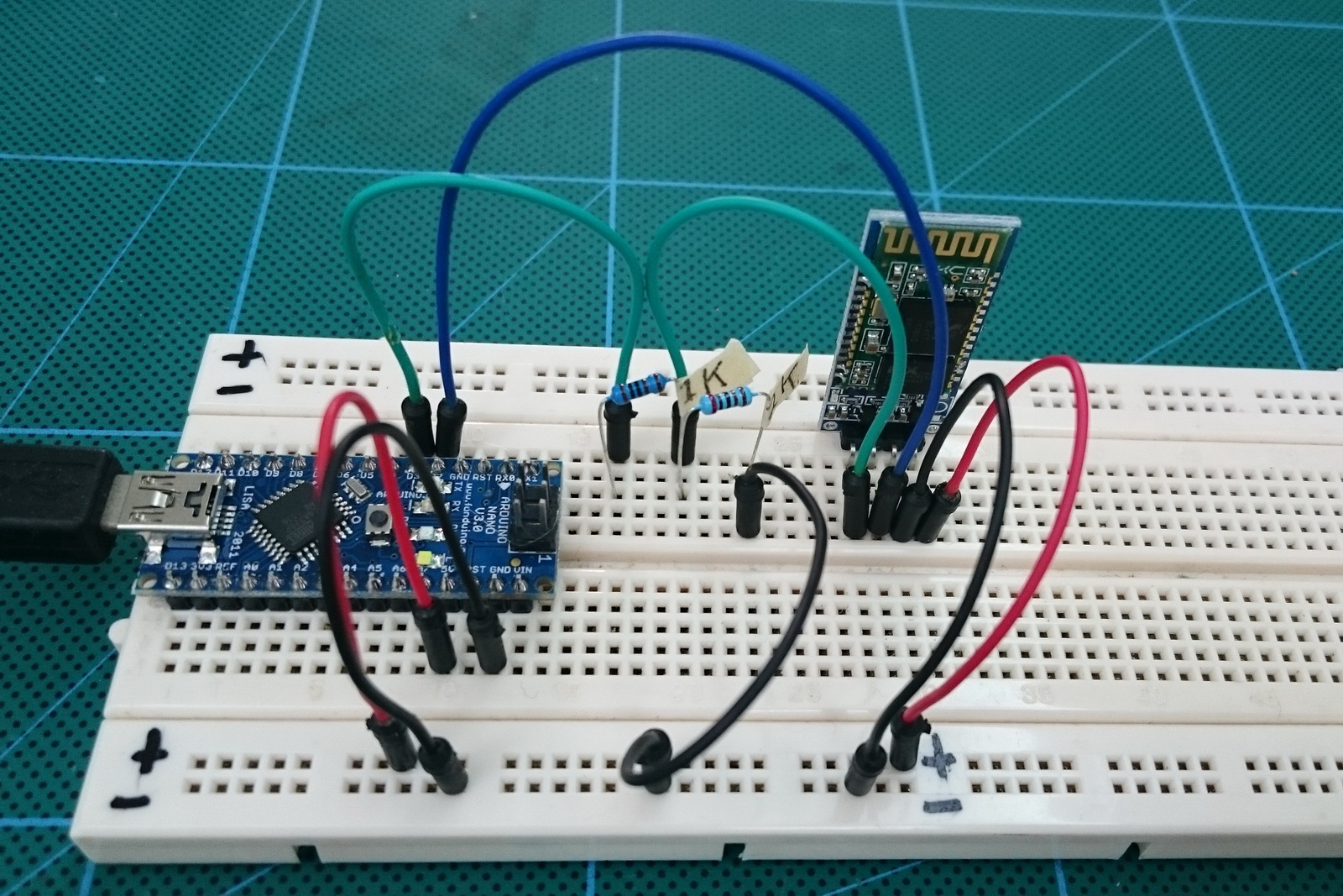 Arduino And Hc 06 Zs 040 Martyn Currey Diagram Wiring Esp8266