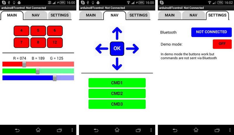 Arduino software for android phone download