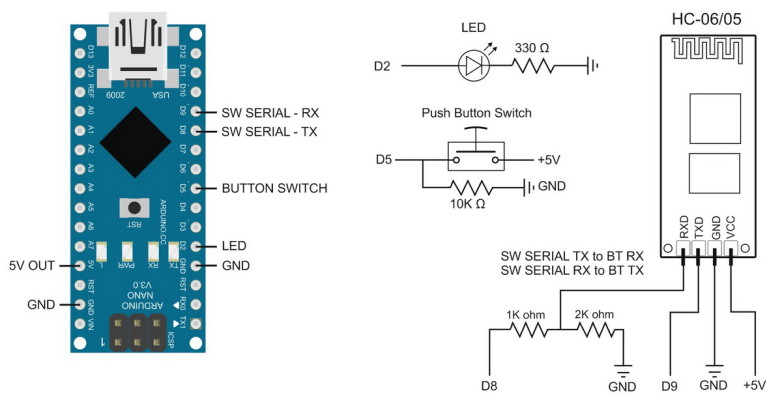 Arduino-AI2-Bluetooth_1LED_20_circuit