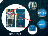 HM-10 Bluetooth 4 BLE Modules | Martyn Currey