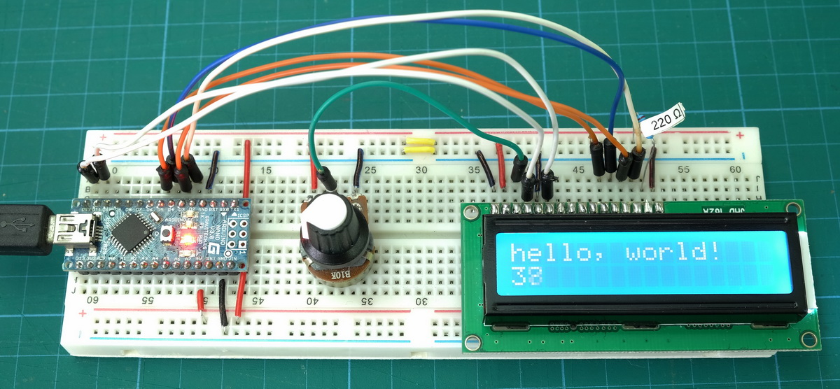 Sample application for esp8266