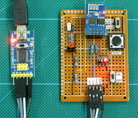 esp8266 and the arduino ide