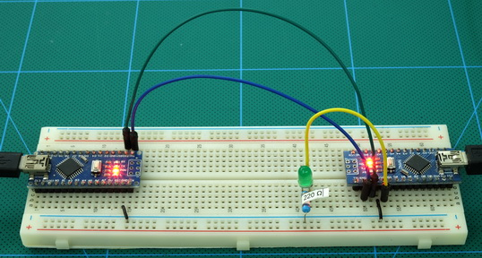 Arduino Serial Example #1_LED_OFF_538