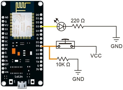 ESP8266_Part9_Websocket_011_Example2_Circuit